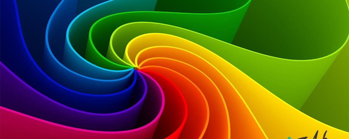 ترکیب رنگ در طراحی سایت