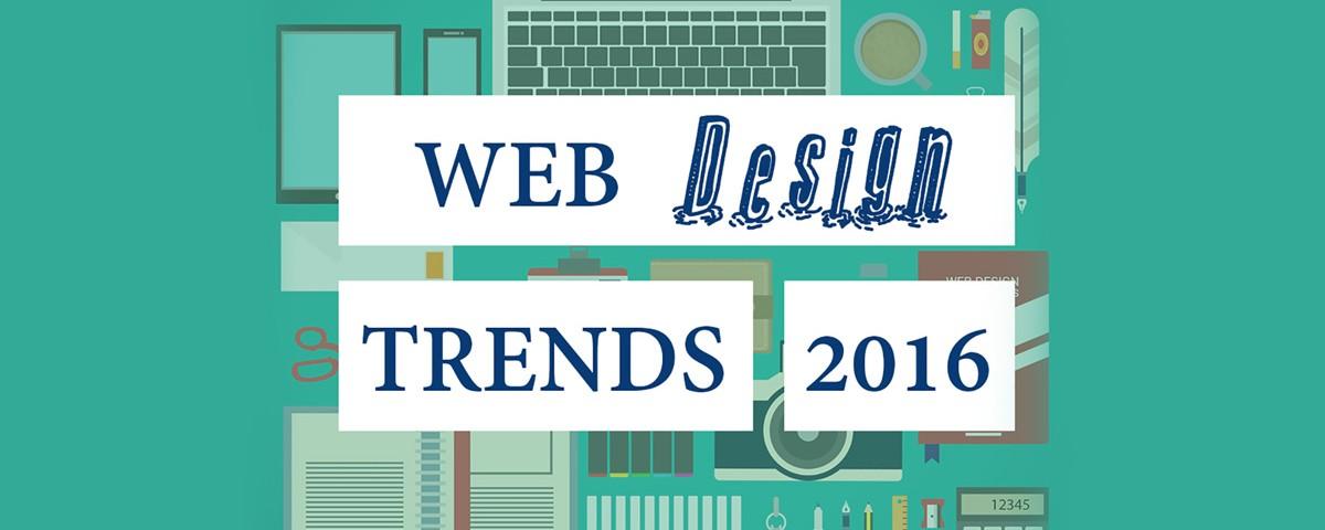 6 سبک جدید طراحی سایت در سال 2016