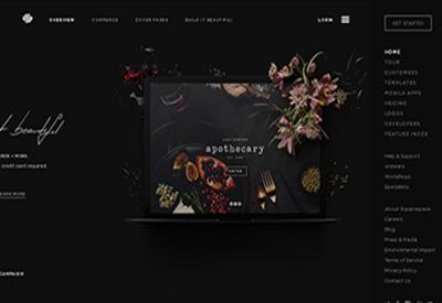 Style 2 6 سبک جدید طراحی سایت در سال 2016 (بخش اول)