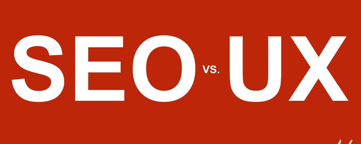 تقابل UX و SEO در طراحی سایت