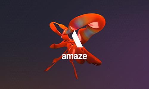 amaze logo بهترین طراحی های لوگو در سال 2015