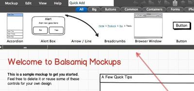 ابزارهای کارآمد برای طراحی Mockupها