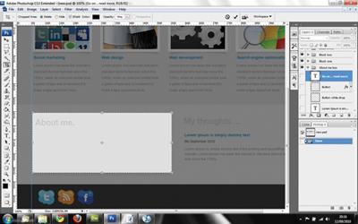 تبدیل تمهای فوتوشاپ به صفحات HTML