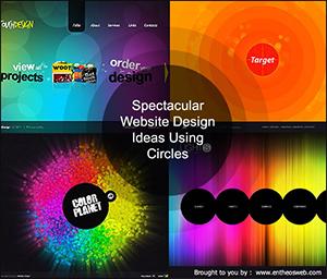 ایده هایی برای طراحی سایت