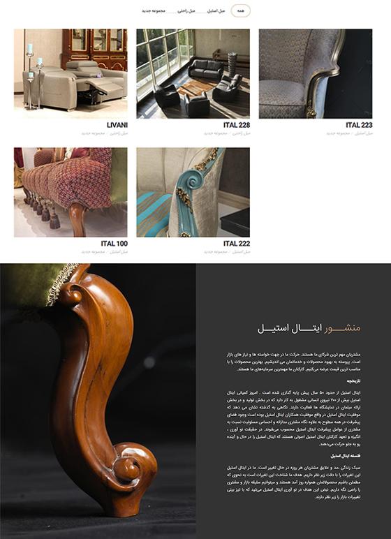طراحی فروشگاه الکترونیکی- طراحان